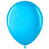 Шар (12''/30 см) Голубой (450), пастель, 100 шт.